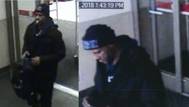 Chesterfield police are looking for man who has taken more than $300 in baby formula from a Target store.
