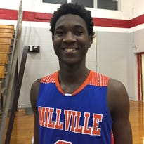 BOYS' HOOPS Q&A: Millville's Rynell Lawrence