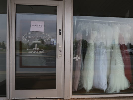 Alfred Angelo Bridal closed
