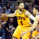 The Cleveland Cavaliers have grown to love and respect Matthew Dellavedova's hard-nosed style of play.