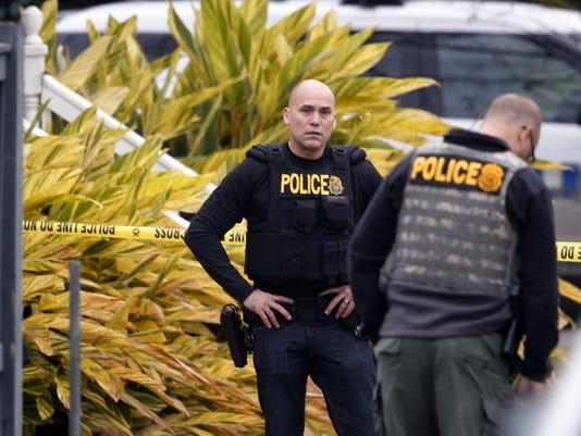 Officer Shot New Orleans