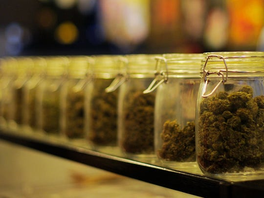 Pew Researchstudies show about six-in-ten Americans think marijuanashould be legalized.