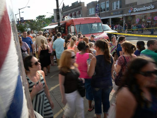Second annual Hammonton Food Truck Festival, features more than 30 unique food trucks and trailers lined up along Bellevue Avenue, Central Avenue, Second Street and North Egg Harbor Road in Hammonton; music will be provided by Stealing Savanah and the Burnsiders, 4:30 to 9:30 p.m. June 11. (609) 567-9014. www.downtownhammonton.com. Facebook.com/FTFHammonton.