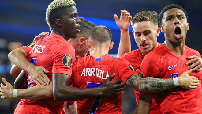 The United States hasn't lost a match so far this Gold Cup, but the fact the team is scraping by minnows is cause for concern.