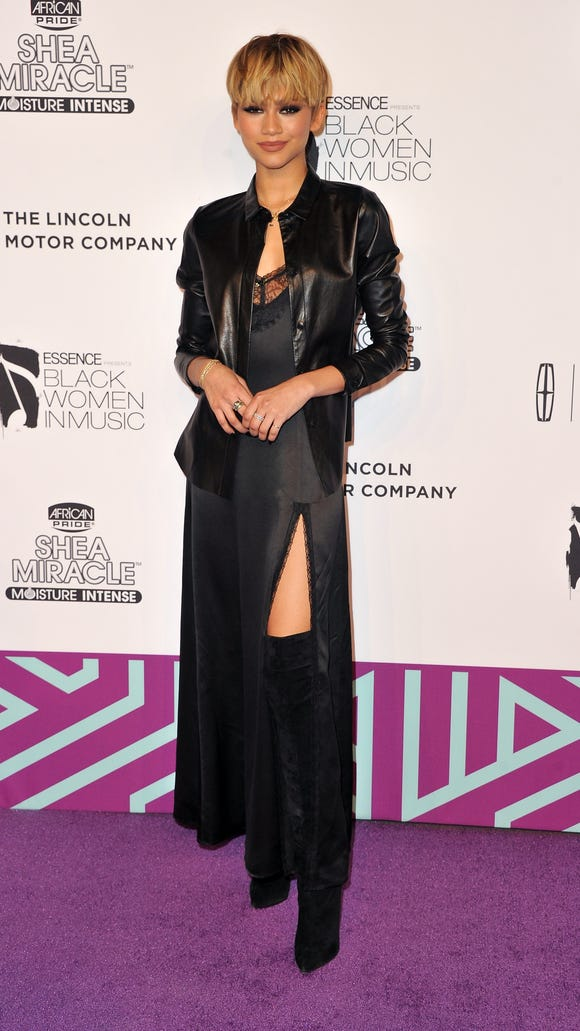Zendaya attends the 7th Annual Black Women In Music