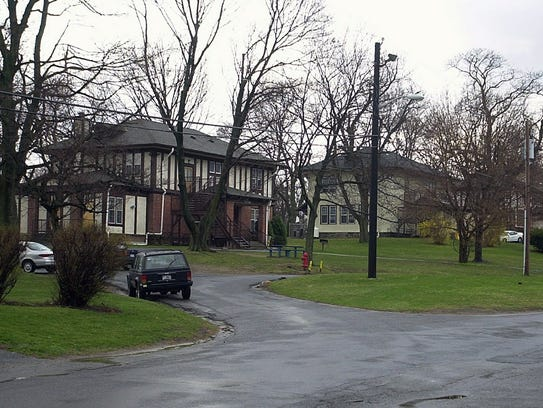 The residential cottages at Children's Village in Dobbs