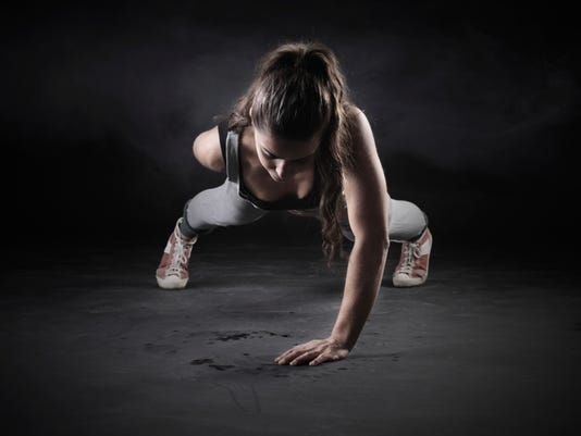 Hot fitness trends for 2014