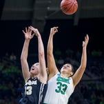 Purdue women push Notre Dame to the limit