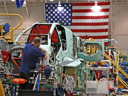 Tax breaks for manufacturers