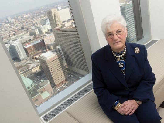 """I knew that clergy sex abuse of all kinds is deep seeded, long running and involves cover ups,"" said former Philadelphia District Attorney Lynne Abraham, who named priests accused of sexually abusing children, during her grand jury investigation."