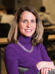 Kristina Ropella is the first female Opus dean of engineering