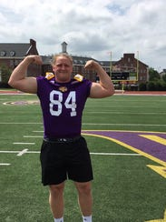 Elder TE Bryce Martin has committed to Tennessee Tech.
