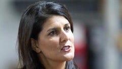 GRAMMY Awards: Former Gov. Haley not impressed with political skit