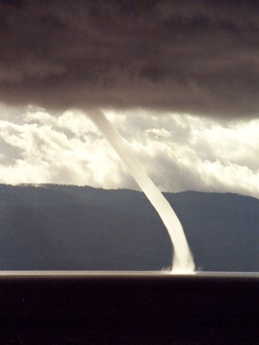 tahoe water spouts