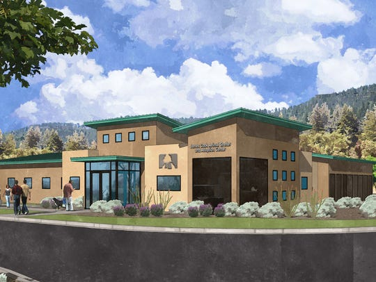 Work has begin on the new animal shelter for the Humane Society of Lincoln County on U.S. 70 west. The artist rendering shows the vision for the new building. The existing shelter is at 430 Gavilan Canyon Road and can be contacted at 575-257-9841.