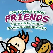 Help at your fingertips: Books about special needs