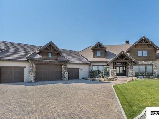 11155 Boulder Glen Way sold for $1.998 million.