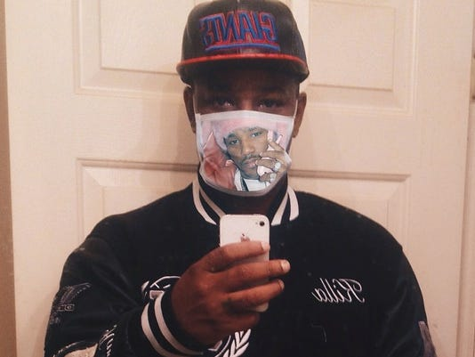 Rapper Cam'ron