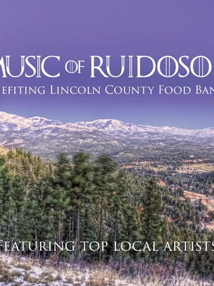 Local musicians came together to create the Music of Ruidoso CD. The release party, at Sacred Grounds Coffee and Teahouse, 2704 Sudderth Drive, will be at 4 p.m. Sunday.