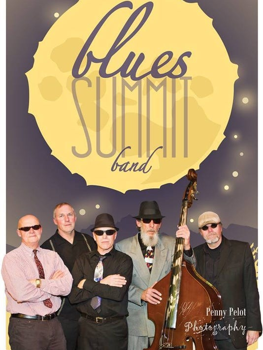 Blues Summit Band