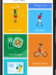 Google's new travel planning app Google Trips