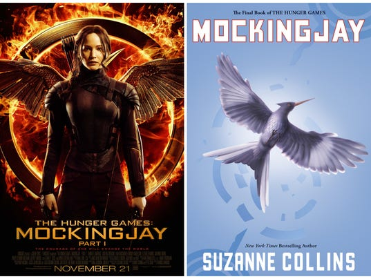 Mockingjay  and its m...