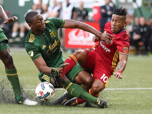 MLS: Real Salt Lake at Portland Timbers