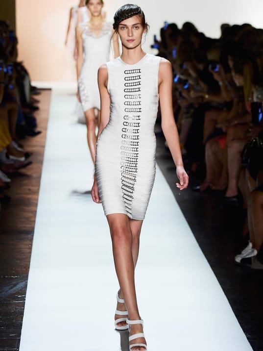 New York Fashion Week Spring 2016