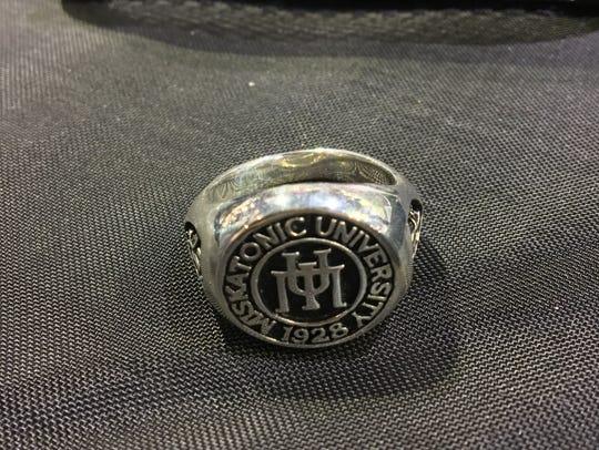 Miskatonic Ring for $2,000 (for custom 24 carat gold