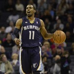 Mike Conley Jr. was the fourth pick in the 2007 NBA draft.
