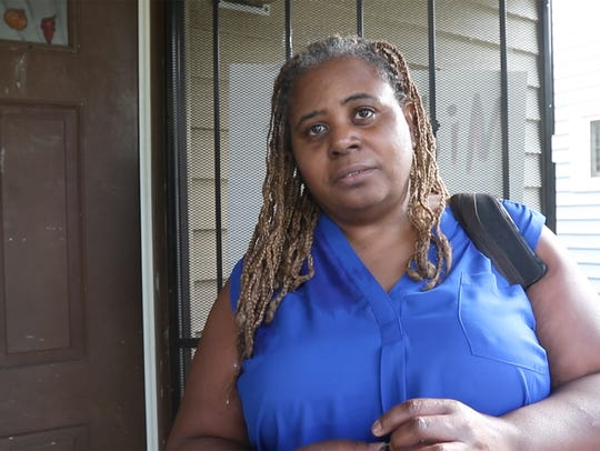 Liz McGriff was evicted from her home of 16 years after