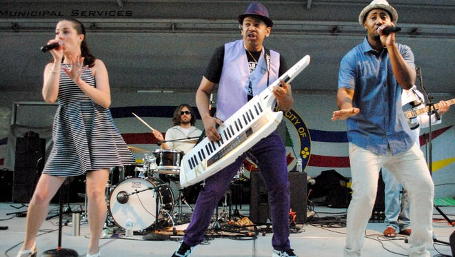 Mainstreet Soul is no stranger to Plymouth's concert series. It will perform July 2 in Kellogg Park in downtown Plymouth.
