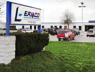 ERMCO announced a $12 million investment in its Dyersburg manufacturing operations
