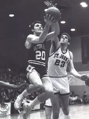 Dan Callandrillo scored 1,985 points at Seton Hall,