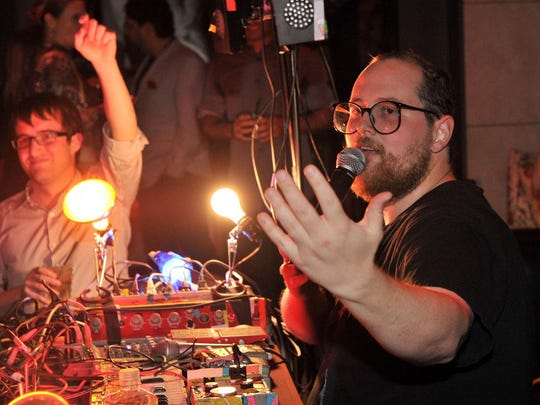 Dan Deacon will perform on Sept. 26 at the Hi-Fi.