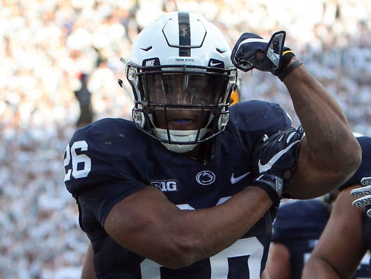 USP NCAA FOOTBALL: PITTSBURGH AT PENN STATE S FBC USA PA