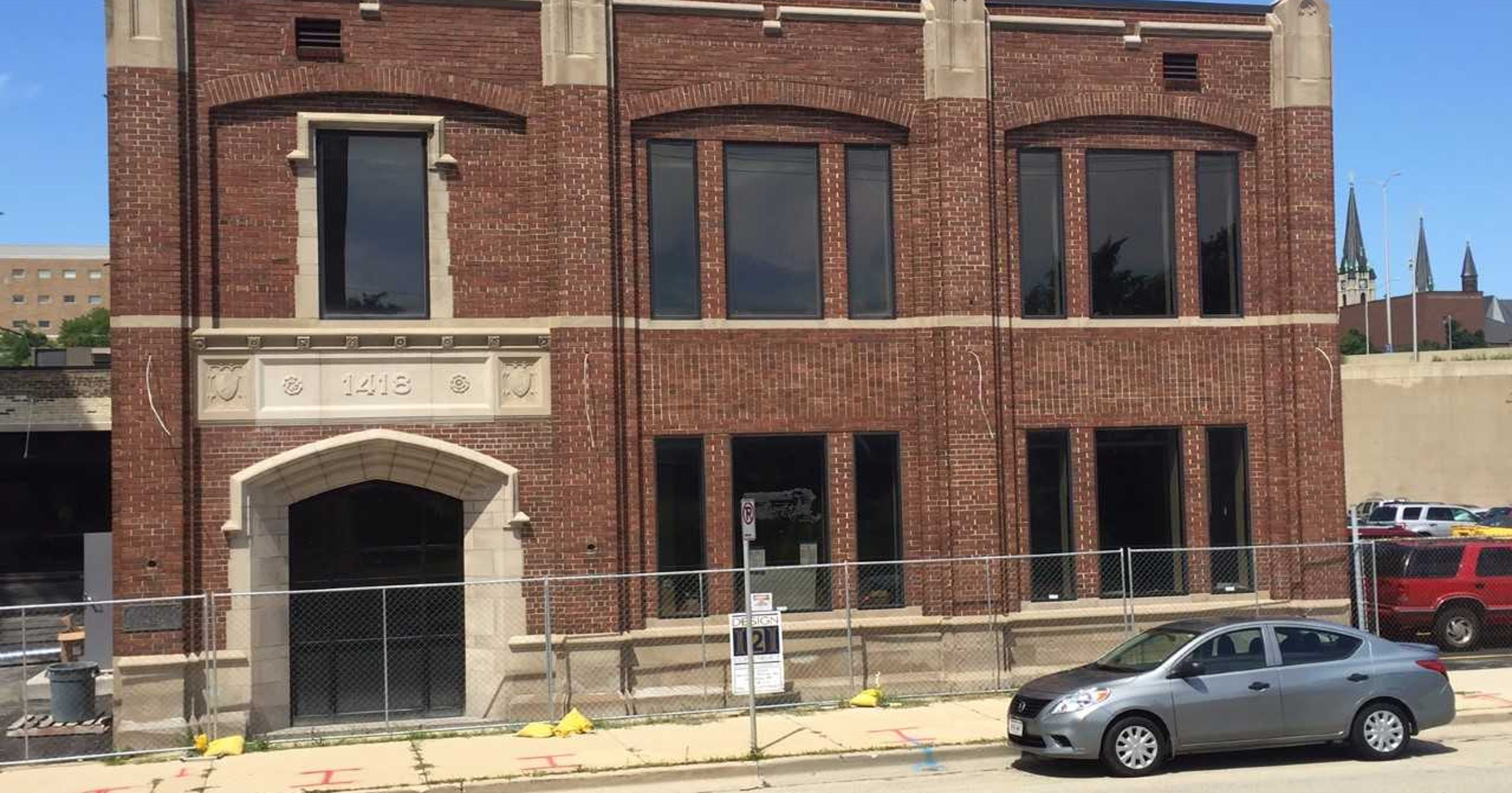 milwaukee s w st paul ave is adding a brewery offices galleries