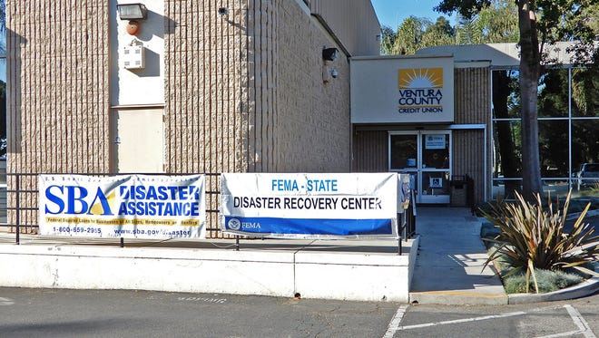 The FEMA Disaster Recovery Center for victims of the Woolsey and Hill fires will close permanently on Monday.