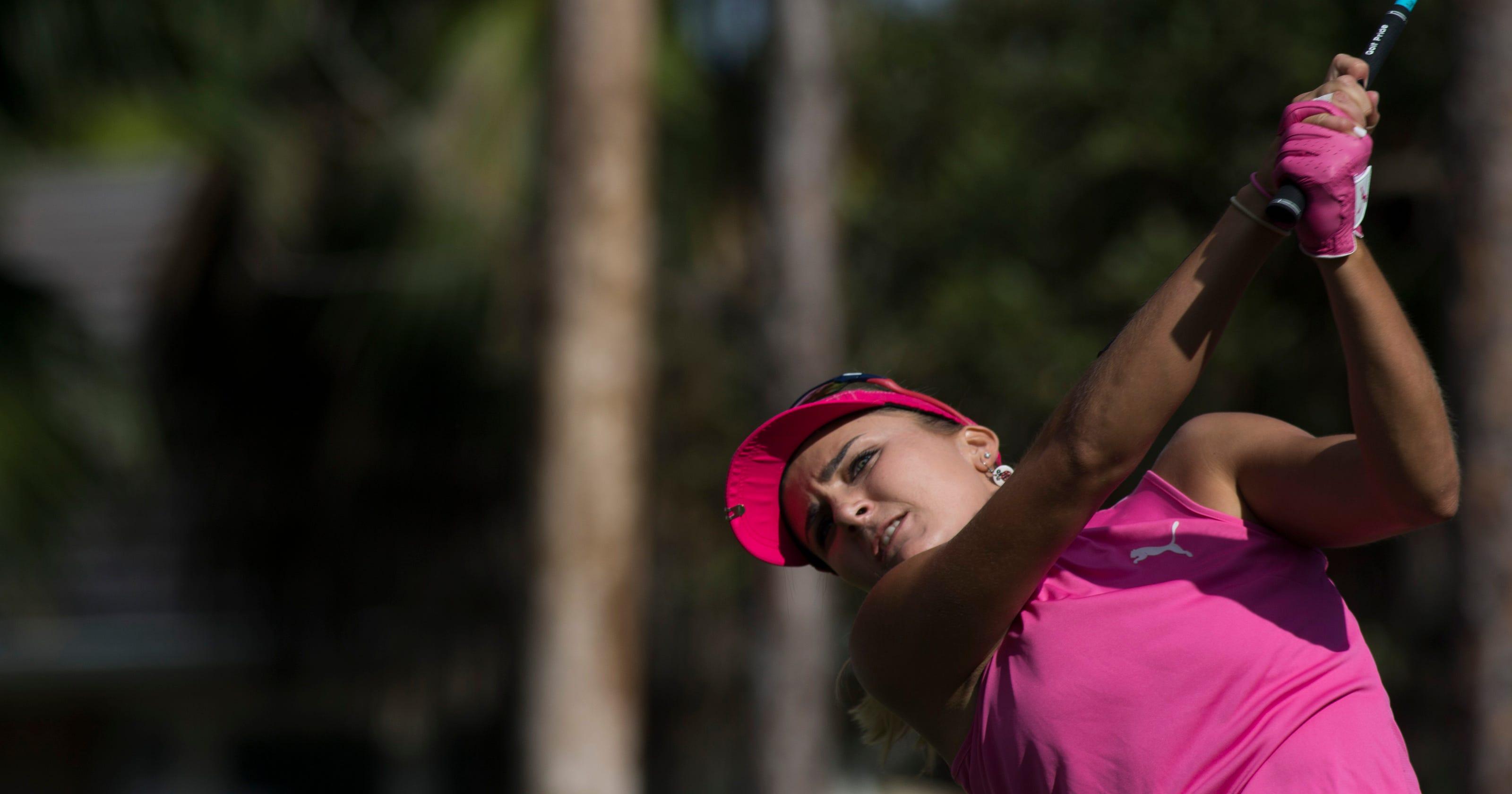 Golf: Lexi Thompson-Tony Finau highlights QBE Shootout