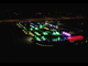 Illumination Symphony of Light is on display at Interstate 17 and Jomax Road in north Phoenix.