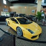 Preview of the Delaware Auto Show on Thursday Oct. 2, 2014.