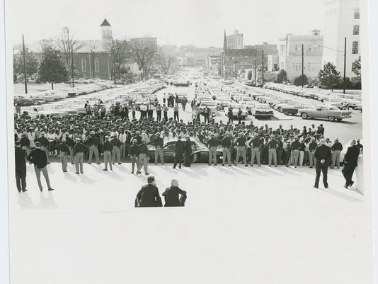 student protests in Montgomery March 16.jpg