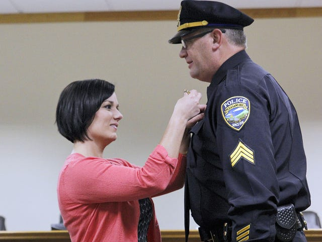 Why Did Pleasant Hill Police Sergeant Leave After Promotion