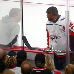 Blackhawks fans making donations after racist incident targeted Capitals' Devante Smith-Pelly