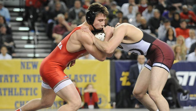 Delsea senior Bill Janzer claimed a state title last season and aims to continue his dominance again in last Crusaders' season.