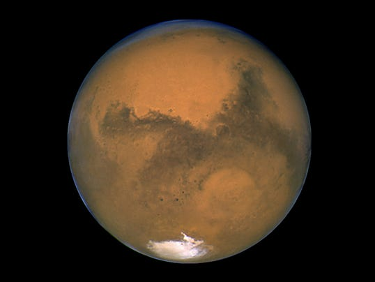 AP Mars Curiosity