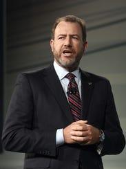 General Motors President Dan Ammann is a native of