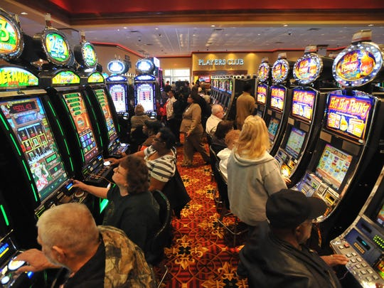 The Bok Homa Casino held its grand opening in Sandersville in 2010.