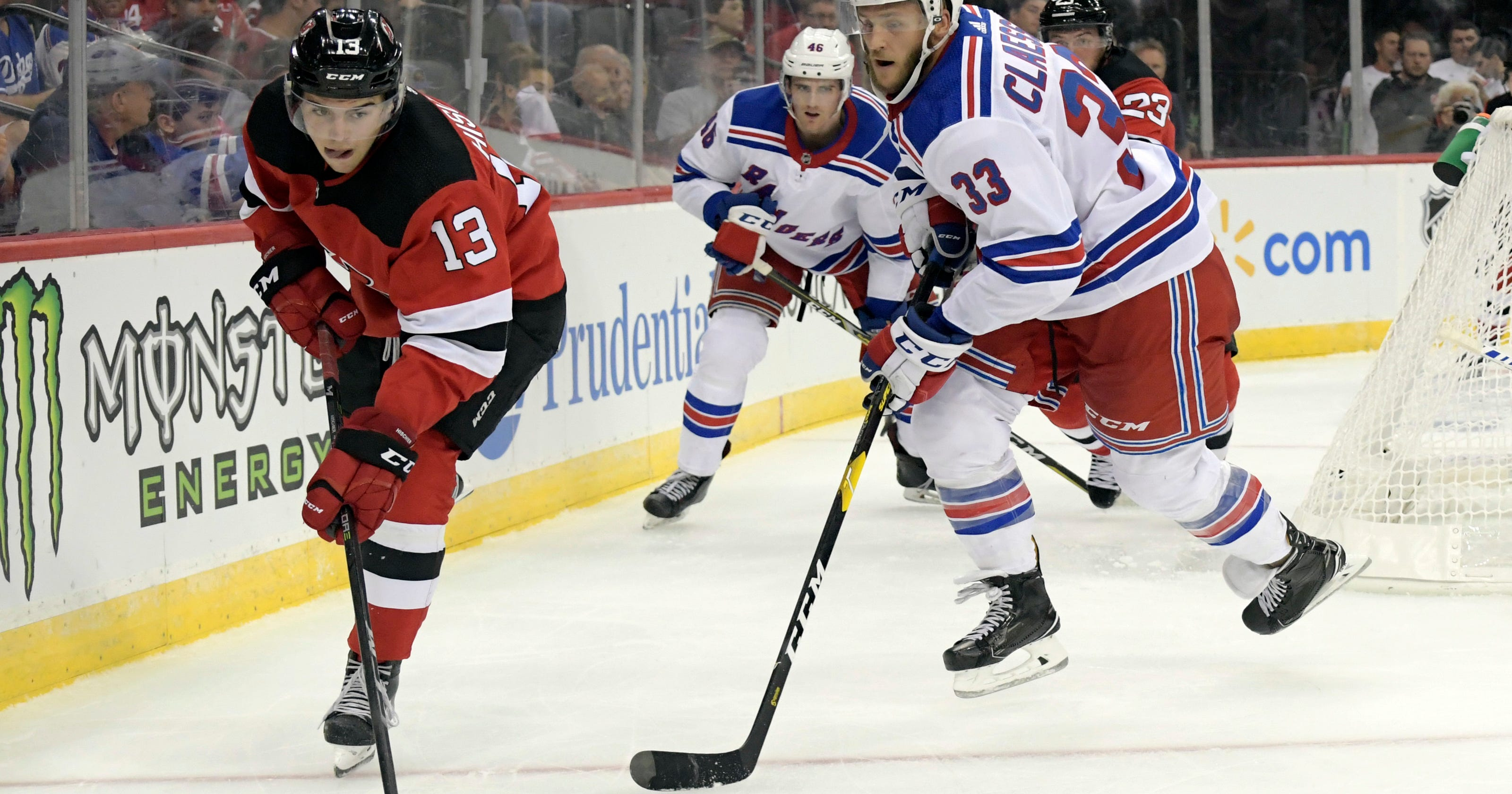 ea864e1c6 New Jersey Devils looking for more than playoffs this year