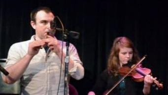 Sean Gavin and Kelsey Lutz will perform together Sunday, Jan. 24 at Conor O'Neills in Ann Arbor.
